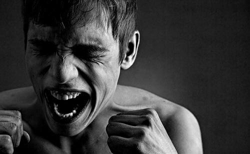 ярость аффективное состояние сильного гнева